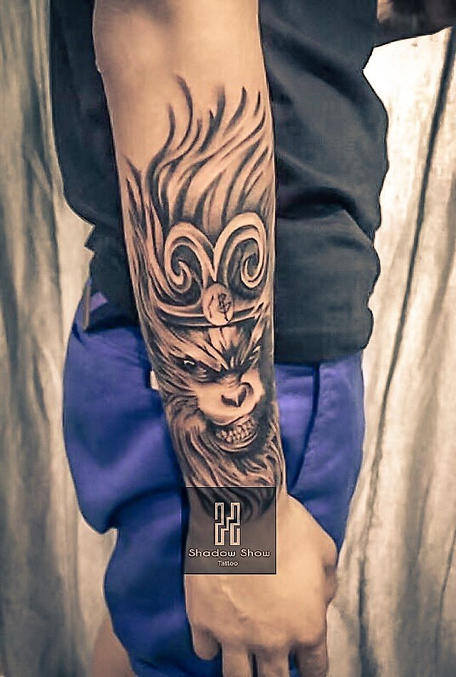Tattoo Sleeve Picture: Tattoo Sleeves Singapore