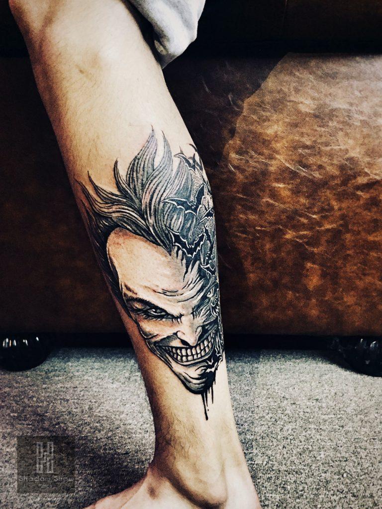 Small Arm Tattoo: Promotion- Small Leg / Arm Tattoo